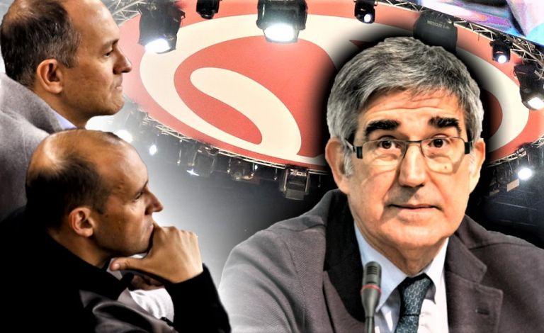 Ολυμπιακός: Τι συζήτησαν οι Αγγελόπουλοι με τον Τζόρντι Μπερτομέου   tanea.gr