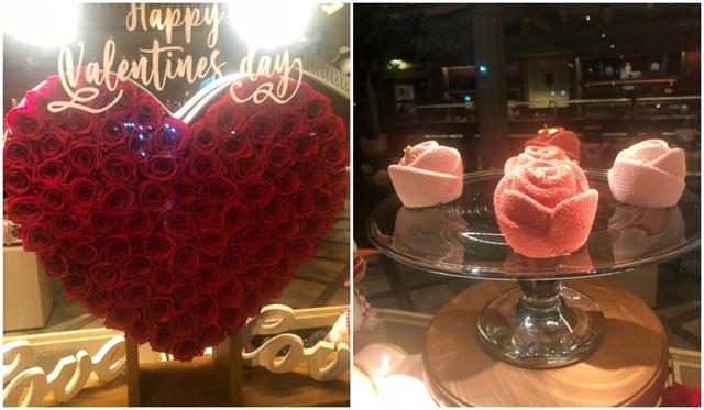 Καρδιές από κόκκινα τριαντάφυλλα... | tanea.gr