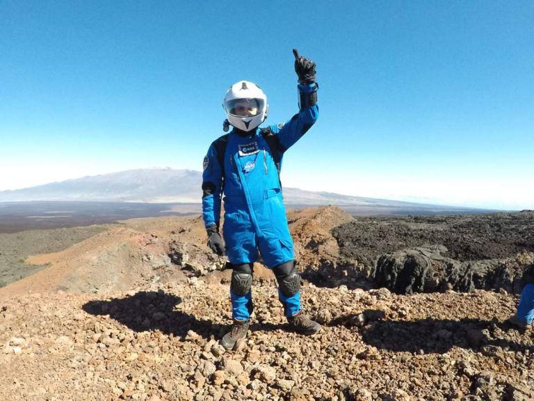 Έλληνας αστροναύτης σε αποστολή προσομοίωσης στη Χαβάη | tanea.gr