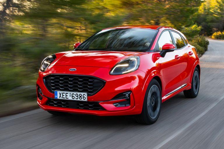 Nέο Ford Puma: Το νέο crossover με την πληθωρική προσωπικότητα   tanea.gr