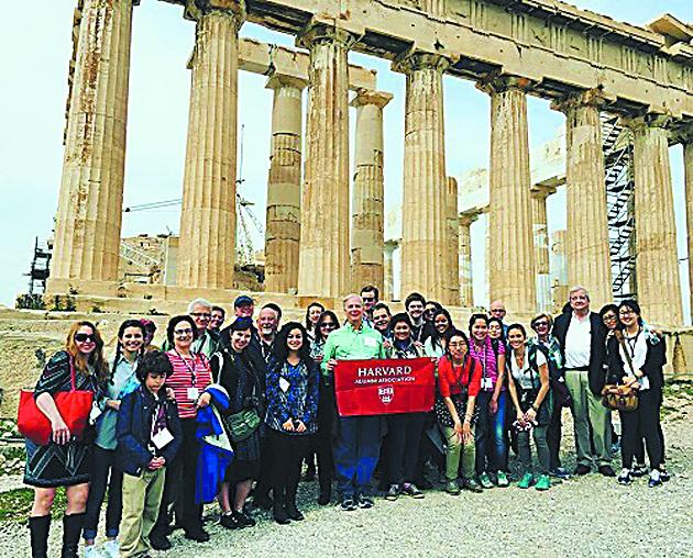 Η Ελλάδα στους κορυφαίους προορισμούς του Χάρβαρντ   tanea.gr