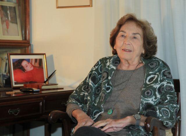 Άλκη Ζέη: Το «Καπλάνι» θα είναι πάντα στην καρδιά μας | tanea.gr