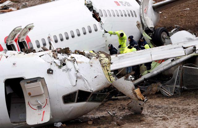 Νέο βίντεο – ντοκουμέντο από το εσωτερικό του αεροπλάνου που κόπηκε σε τρία κομμάτια | tanea.gr