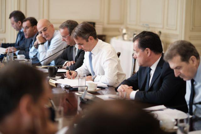Ο Μητσοτάκης συγκαλεί υπουργικό για το μεταναστευτικό – Συνάντηση και με Μουτζούρη | tanea.gr