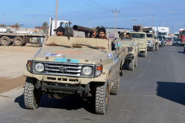 Θέσεις μάχης στο Συμβούλιο Ασφαλείας του ΟΗΕ για τη σύρραξη στη Λιβύη | tanea.gr