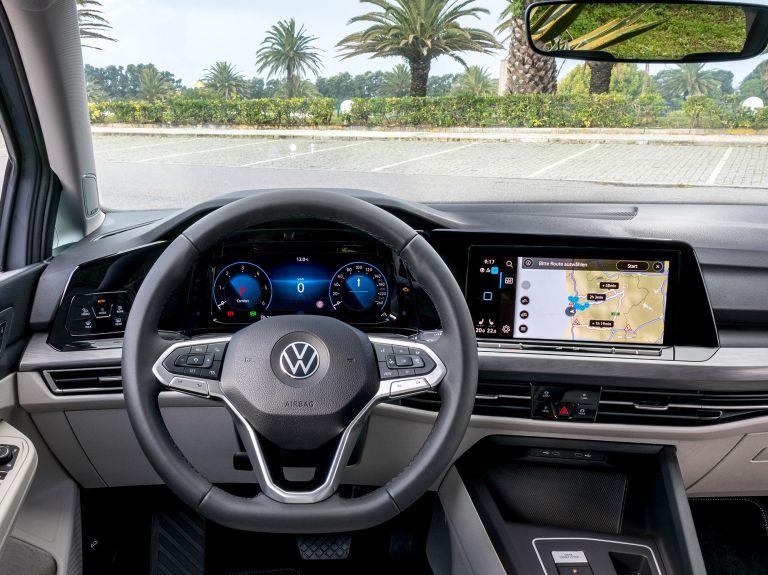 Το νέο VW Golf με τον προηγμένο φωνητικό έλεγχο πιάνει …ψιλή κουβέντα με τον οδηγό   | tanea.gr