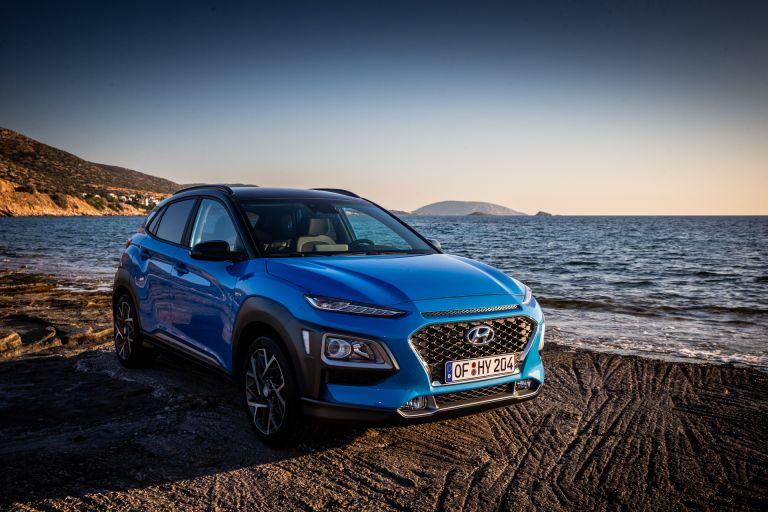 Στην ελληνική αγορά η υβριδική έκδοση του Hyundai Kona   tanea.gr
