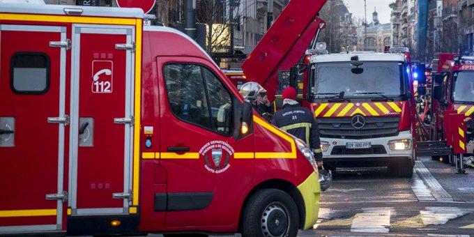 Στρασβούργο : Μεγάλη πυρκαγιά σε 7όροφο κτίριο - Πέντε νεκροί και επτά τραυματίες | tanea.gr