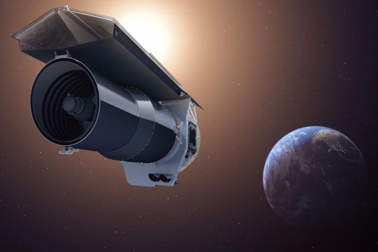 NASA : Τέλος αποστολής για το διαστημικό τηλεσκόπιο Spitzer | tanea.gr