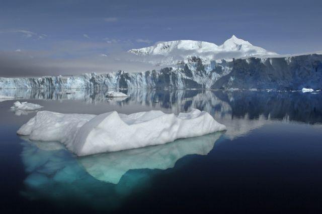 «Φλέγεται» η Ανταρκτική: Η πιο ζεστή μέρα από το 1961 | tanea.gr
