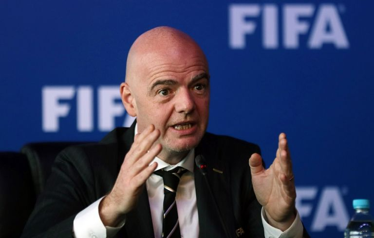 Ο Ινφαντίνο για τον ρατσισμό στο ποδόσφαιρο και το Μουντιάλ του Κατάρ | tanea.gr