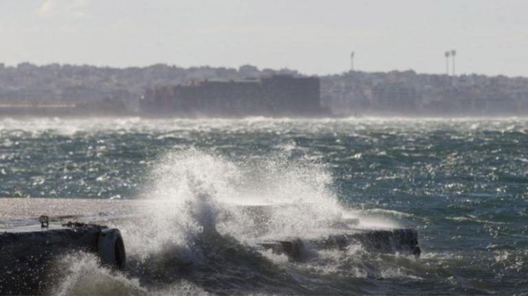 Καιρός : Έρχεται διήμερο με καταιγίδες, χιόνια και ισχυρούς ανέμους | tanea.gr