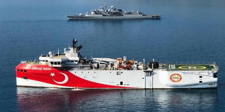 Εκπρόσωπος Ερντογάν: Είμαστε αποφασισμένοι να κάνουμε γεωτρήσεις μεταξύ Καστελλόριζου και Λιβύης | tanea.gr
