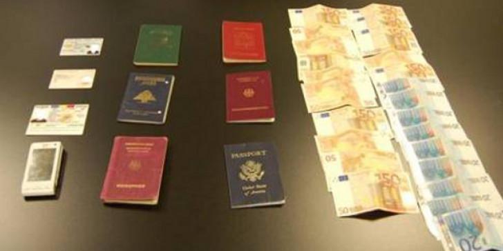 Πως δρούσε το κύκλωμα πλαστογράφησης διαβατηρίων με εμπλεκόμενους αστυνομικούς | tanea.gr