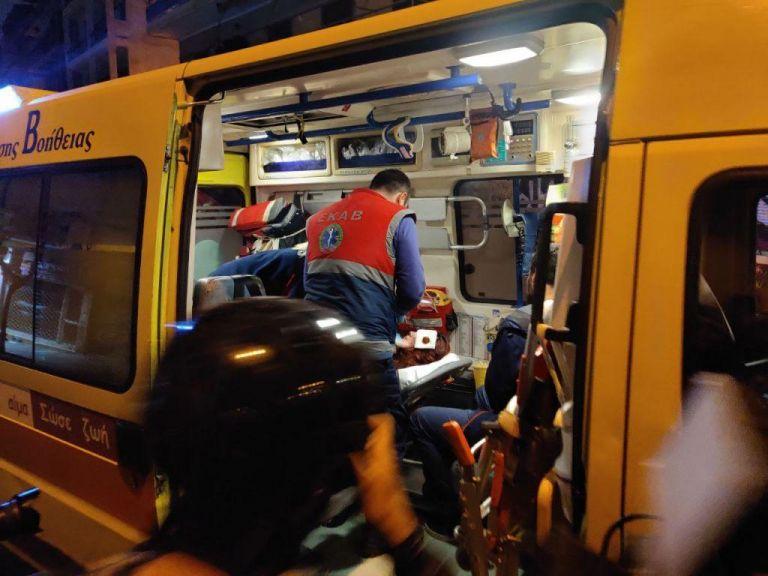 Αθλια επίθεση νεαρών σε διασώστη του ΕΚΑΒ στο Ηράκλειο | tanea.gr