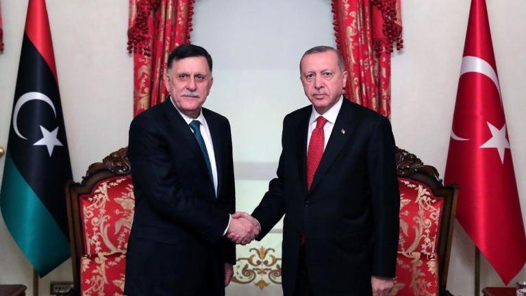 Συμφωνία Τουρκίας - Λιβύης : Τι ισχύει με την ανάρτηση των συντεταγμένων στον ΟΗΕ | tanea.gr