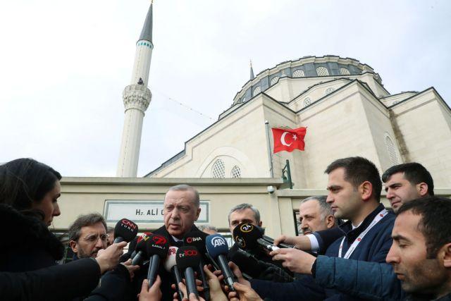 Απτόητος προκαλεί ο Ερντογάν: «Ήμασταν στη Μεσόγειο πριν 500 χρόνια και είμαστε πάλι με τις φρεγάτες μας» | tanea.gr