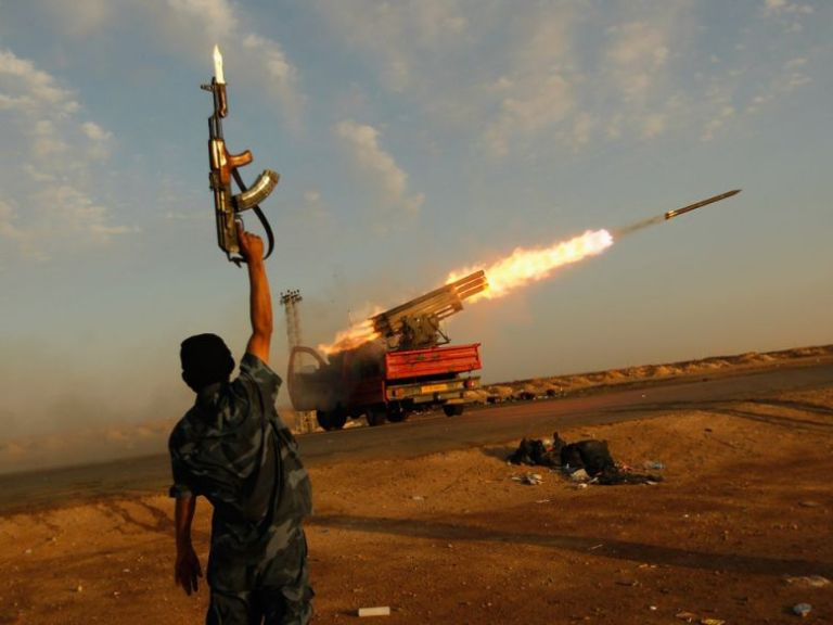 Λιβύη : Οι δυνάμεις του Χαφτάρ κατέρριψαν δύο τουρκικά drone | tanea.gr
