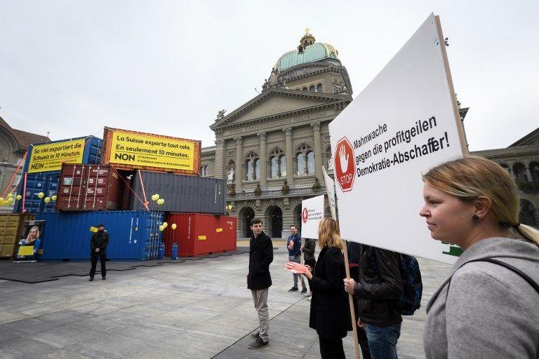Ελβετία : Οι πολίτες αποφασίζουν για νόμο που ποινικοποιεί την ομοφοβία   tanea.gr