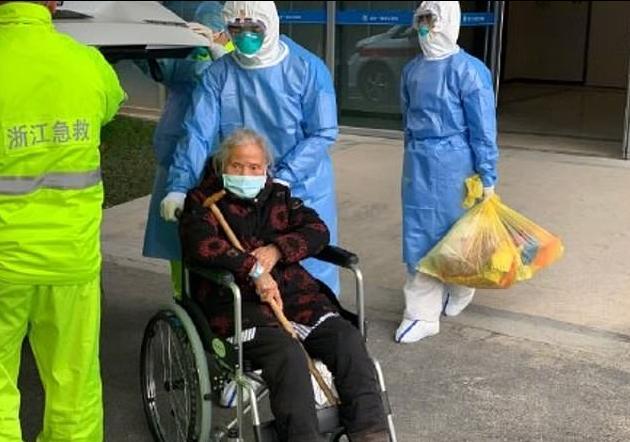 Κορωνοϊός: Νικήτρια του ιού Κινέζα ετών 96! | tanea.gr