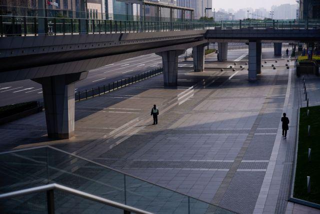 Κορωνοϊός: Εικόνες αποκάλυψης στην Κίνα - Drones κυνηγούν όσους δεν φορούν μάσκες   tanea.gr