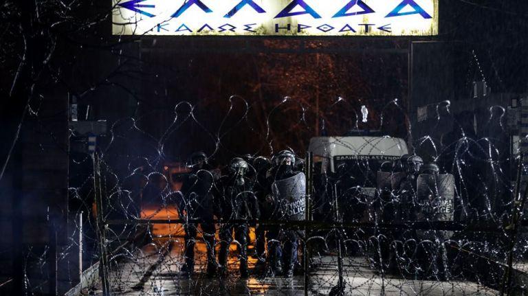 Πρόεδρος συνοριοφυλάκων Έβρου : Θα φυλάξουμε τα σύνορα, δεν θα γίνει ξέφραγο αμπέλι η Ελλάδα   tanea.gr