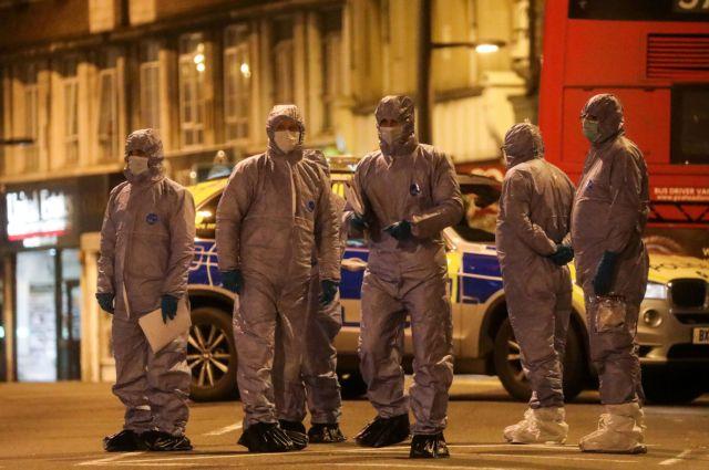 Επίθεση στο Λονδίνο: Αυτός είναι ο δράστης | tanea.gr