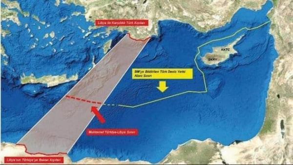 Θέμα ημερών η ανάρτηση στον ΟΗΕ του τουρκολιβυκού συμφώνου για την ΑΟΖ | tanea.gr