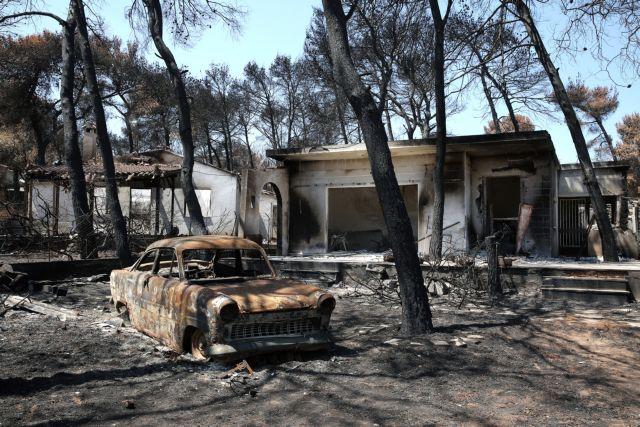 Ντροπή: Δεν έχουν μαζέψει ακόμη τον αμίαντο - καρκίνο, 19 μήνες μετά την τραγωδία στο Μάτι | tanea.gr