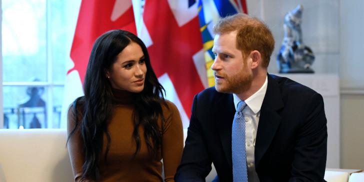 Η Ελισάβετ απαγορεύει στον Χάρι και τη Μέγκαν να χρησιμοποιούν τον τίτλο «Sussex Royal» | tanea.gr
