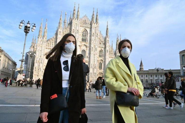 Πόλεις φαντάσματα στην Ιταλία : Άδειοι δρόμοι, «επιδρομή» σε σούπερμάρκετ | tanea.gr