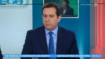 Μηταράκης : Έχουν ενωθεί ακροαριστεροί και ακροδεξιοί με αφορμή το Προσφυγικό | tanea.gr