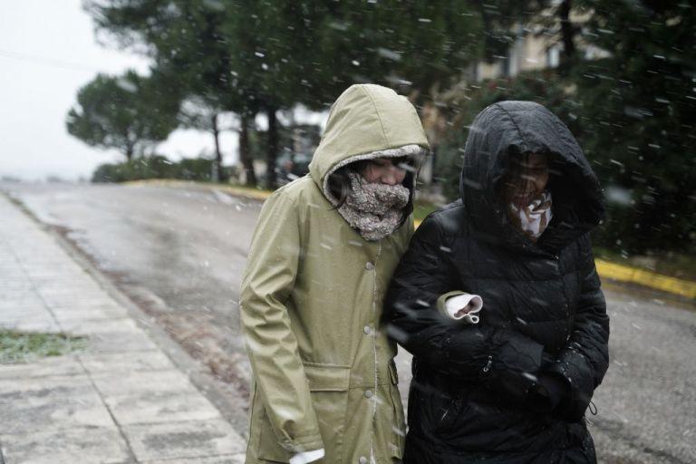Έρχεται βαρυχειμωνιά-εξπρές με πτώση θερμοκρασίας έως 15 βαθμούς   tanea.gr
