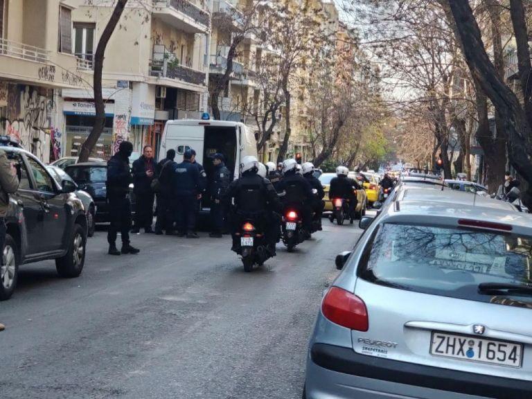 Εξάρχεια: Ξεκίνησε το νέο σχέδιο της ΕΛ.ΑΣ. κατά της εγκληματικότητας [Εικόνες] | tanea.gr
