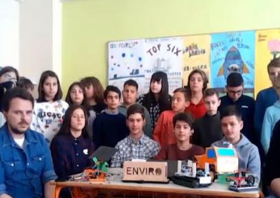 Μικροί Χάκερ : Υπερηφάνεια για τους μαθητές δημοτικού (!) που διακρίθηκαν σε διαγωνισμό ρομποτικής | tanea.gr