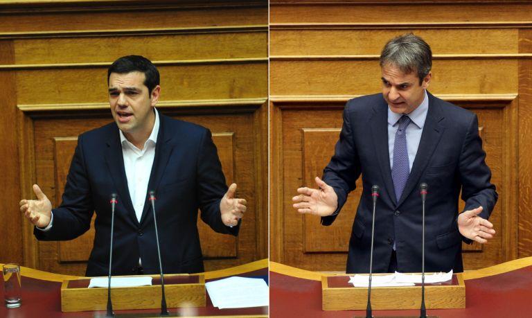 Σύγκρουση πολιτικών αρχηγών στη Βουλή για τα εργασιακά | tanea.gr