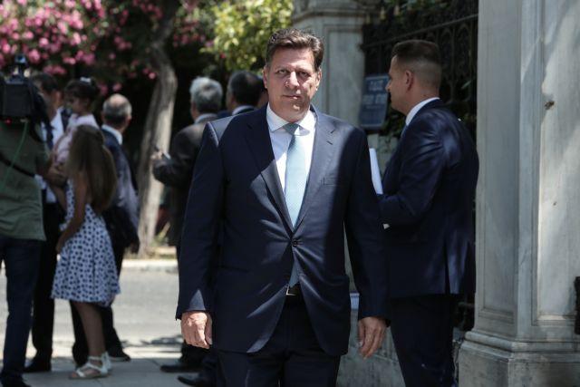 Βαρβιτσιώτης: Δεν μπορούμε να μετατρέψουμε τα ελληνικά νησιά σε «Ellis Island» της Ευρώπης | tanea.gr
