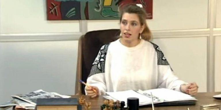 Πέθανε η ηθοποιός Βιολέτα Αντωνίου που μεσουρανούσε στα '80s | tanea.gr