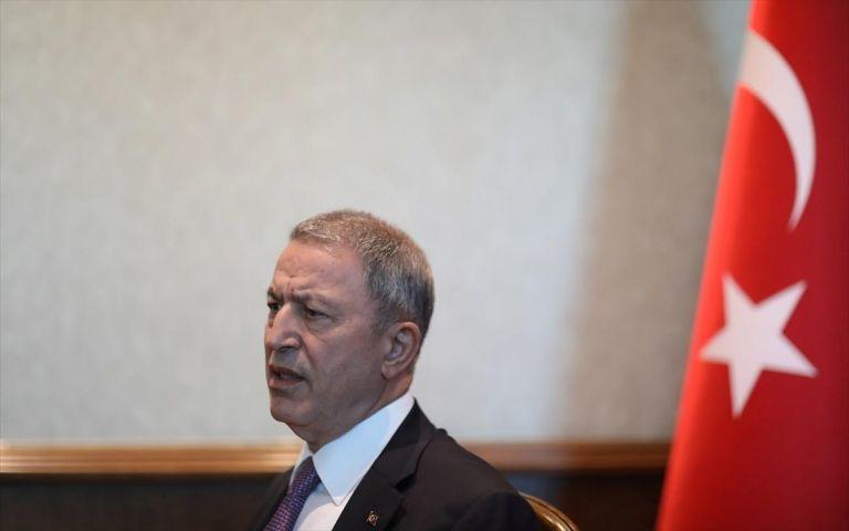 Προκαλεί ο Ακάρ : Μη δοκιμάζετε τη δύναμή μας - Παράνομη η στρατιωτικοποίηση 16 νησιών | tanea.gr