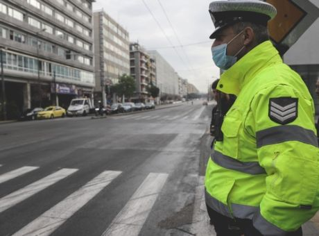 Κοροναϊός στην Ελλάδα : Νέοι περιορισμοί στις μετακινήσεις για τον έλεγχο της πανδημίας | tanea.gr