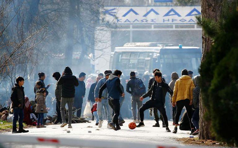 Συναγερμός στον Έβρο και για τον κίνδυνο προβοκάτσιας από την Τουρκία | tanea.gr