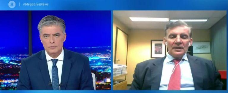 Δημόπουλος στο MEGA: Η Ευρώπη επικροτεί την Ελλάδα για την αντιμετώπιση του κοροναϊού | tanea.gr