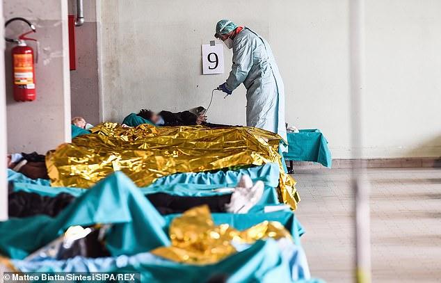 Κοροναϊός : 349 νεκροί στην Ιταλία μέσα σε ένα 24ωρο   tanea.gr