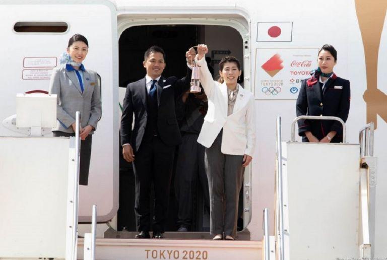 Κοροναϊός : Υποδοχή άνευ κοινού για την Ολυμπιακή φλόγα στην Ιαπωνία | tanea.gr