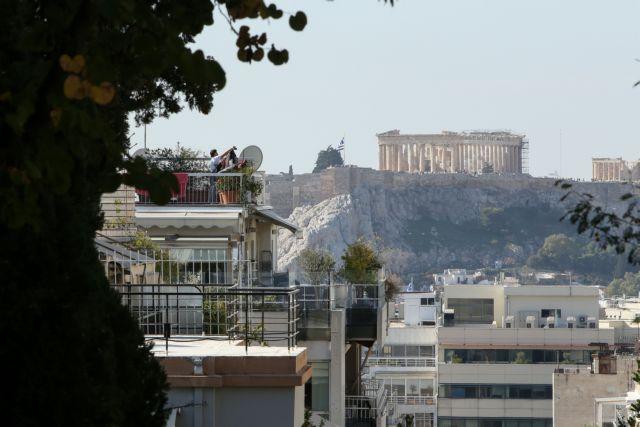 Ο κοροναϊός εξολόθρευσε τους ρύπους στην Αθήνα | tanea.gr
