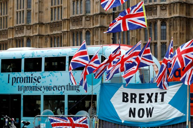 Brexit και από την Ευρωπαϊκή Σύμβαση Ανθρωπίνων Δικαιωμάτων | tanea.gr
