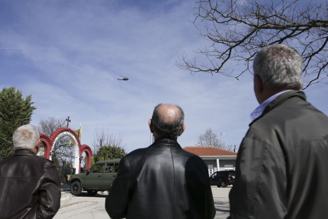 Υπέρπτηση τουρκικών F-16 την ώρα που ελικόπτερο με Στεφανή, Πικραμένο προσέγγιζε τους Λειψούς | tanea.gr