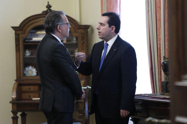 Μηταράκης: Η Ελλάδα θα φυλάει με αμείωτη ένταση τα σύνορά της | tanea.gr