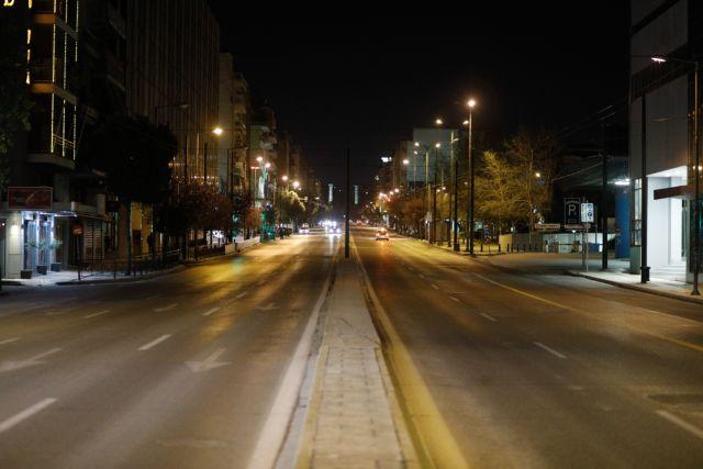 Ενδείξεις για συνέχιση της απαγόρευσης κυκλοφορίας   tanea.gr