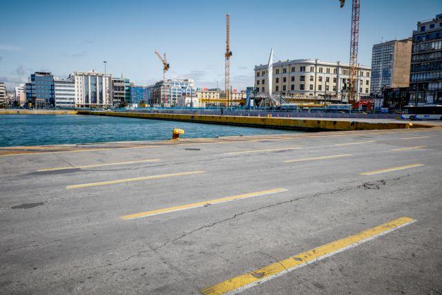 Θετικός στον ιό ναυτικός σε πλοίο ανοιχτά του Πειραιά   tanea.gr